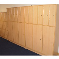 musical instrument storage lockers