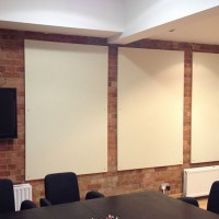 absorber panels for conference rooms