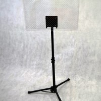 Dual Layer Acoustic Shield Free Standing
