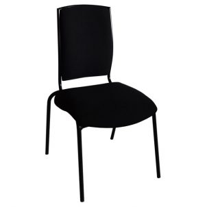 Opus 1 Musicians' Posture Chair side view 1