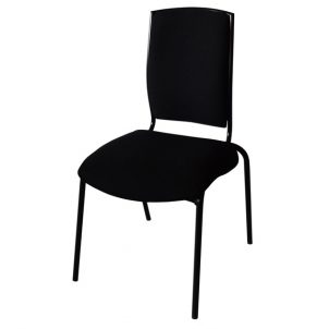 Opus 1 Musicians' Posture Chair side view 3