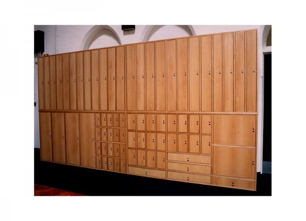 Bespoke musical instrument storage