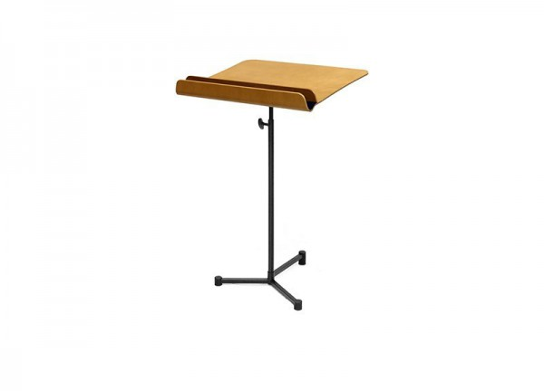 Conductors' Music Stand wood tray