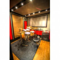 External drum room