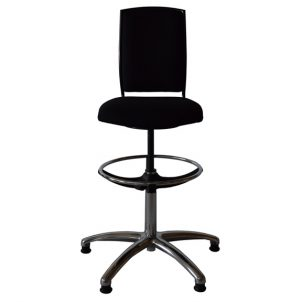Opus 5* musicians' swivel chair front view
