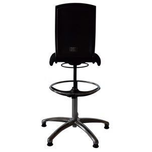 Opus 5* musicians' swivel chair back view