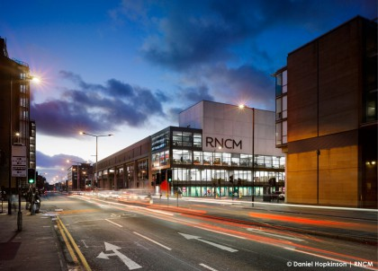 Giant BOXY installation for RNCM