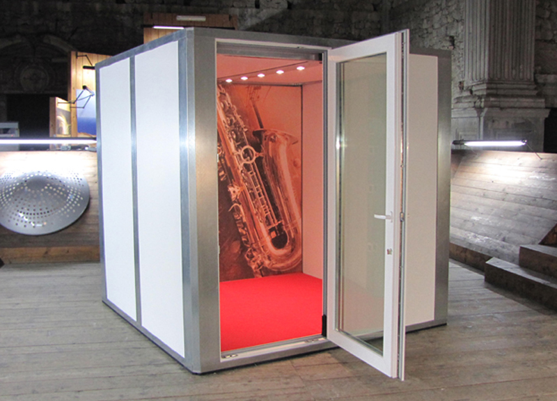 M Pod 174 Soundproof Pods Ideal For Musicians Amadeus